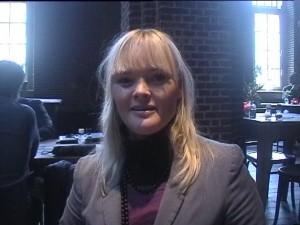 Zangeres Susanne de Rooij over de training